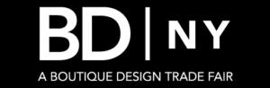 Boutique Design NY trade fair log