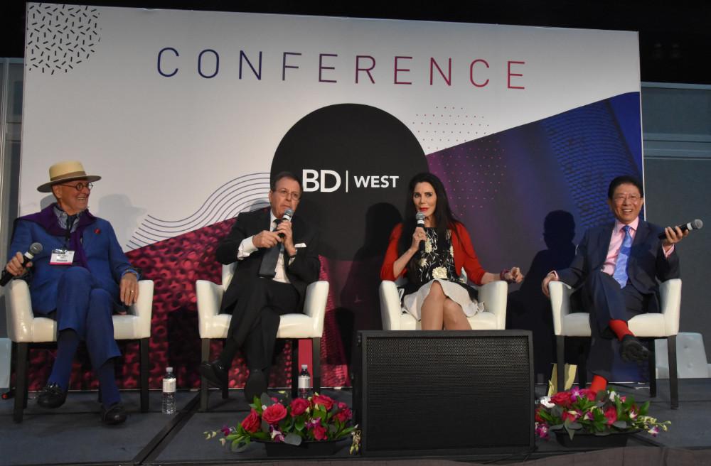 Barbara Lazaroff on the 2018 Boutique Design West Hospitality Legends Panel