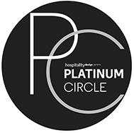 Hospitality Design Platinum Circle Awards logo