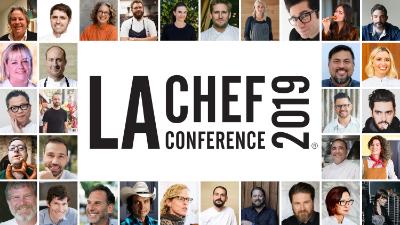 LA Chef Conference 2019 logo