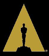 Oscar statue logo