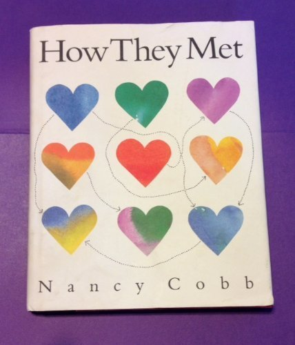 How They Met, a book by Nancy Cobb, featuring words about Barbara Lazaroff