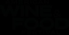 American Wine & Food Festival 2008 logo