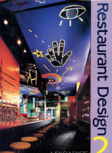 This book, Restaurant Design 2 features Chinois on Main