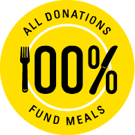 Citymeals on Wheels 100% goes to fund meals