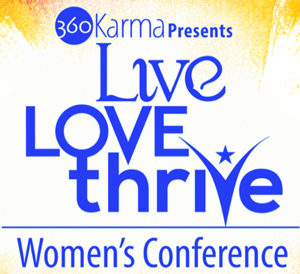 Live Love Thrive Women's Conference 2017 logo