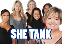 She Tank Female Entrepreneurs Pitch Competition