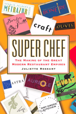 Book featuring Barbara Lazaroff and Wolfgang Puck: Super Chef