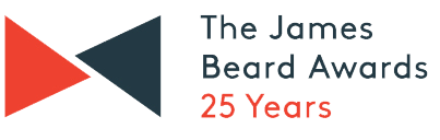 James Beard 2015 Awards logo