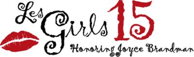 Les Girls Cabaret 2015 logo