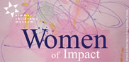 Zimmer Children's Museum Women of Impact logo